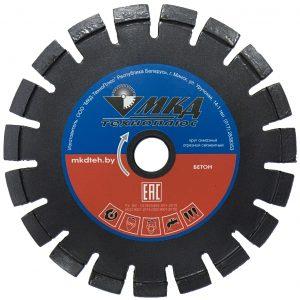 алмазный диск для разделки трещин