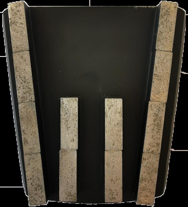Фреза алмазная торцевая для мозаично-шлифовальных машин